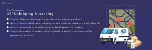 Woocommerce USPS Shipping Tracking