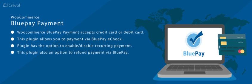 Woocommerce BluePay Payment