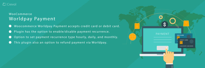 Woocommerce Worldpay Payment