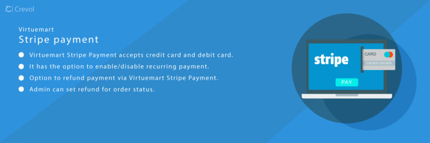 stripe payment for virtuemart