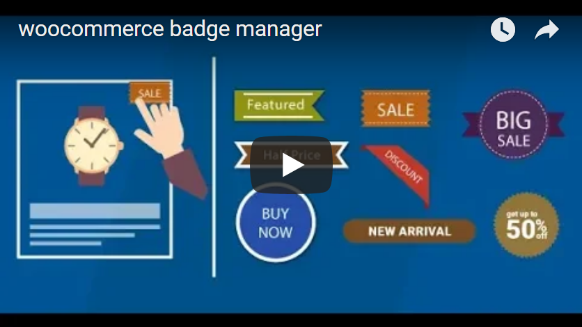 Plug-in WordPress WooCommerce Badge Manager - 4